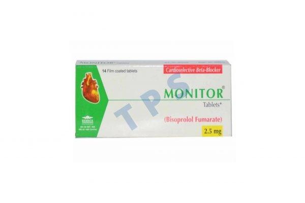 Monitor Tablets 2.5mg