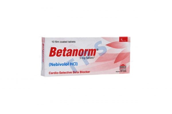 Betanorm Tablets 5mg