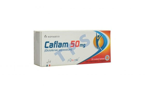 Caflam Tablets 50mg