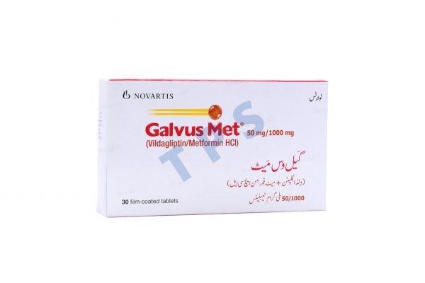 Galvus Met Tablets 50/850 MG