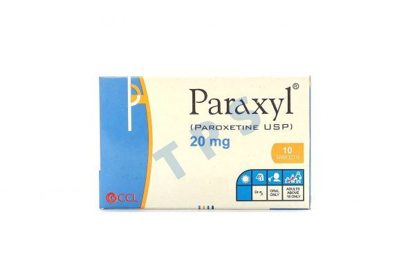 Paraxyl Tablets 20mg