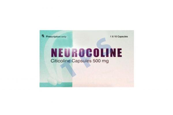 Neurocoline Tablets 500mg