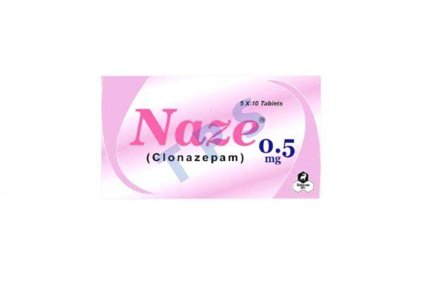 Naze Tablets 0.5mg