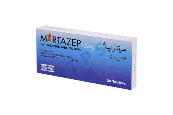 Mirtazep Tablet