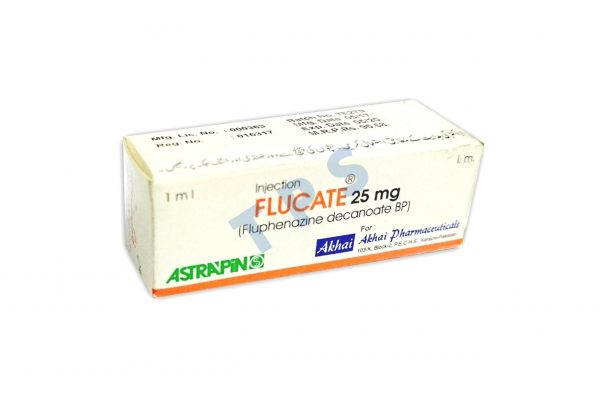 Flucate 25mg Injection 1ml