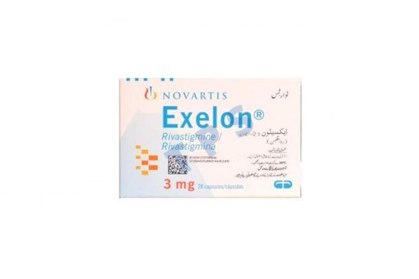 Exelon Capsules 3mg