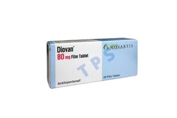 Diovan Tablets 80mg