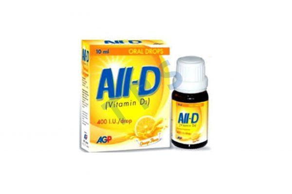 All-D Oral Drop 10ml