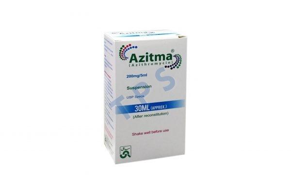 Azitma Suspension 15ml