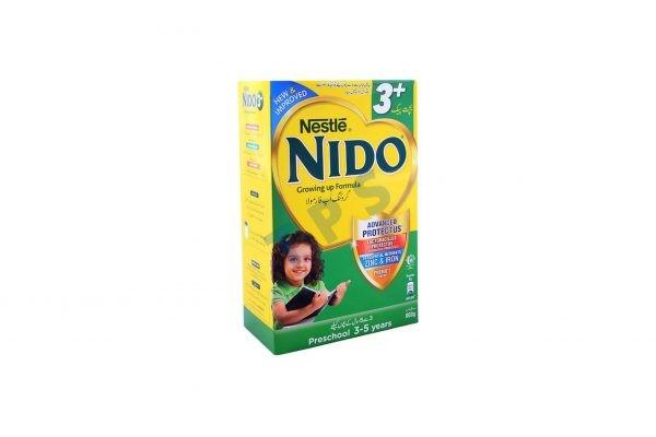 Nido 3+ Milk Powder 800gm