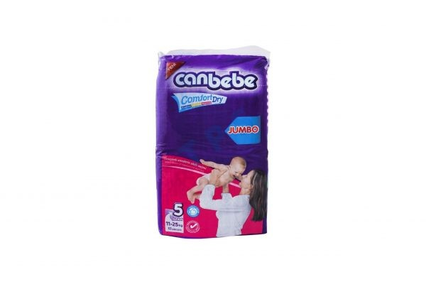 Canbebe Diaper Junior 52Pcs