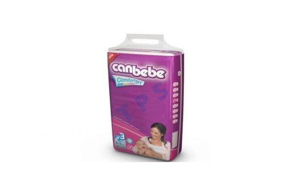 Canbebe Diaper Medium 36Pcs