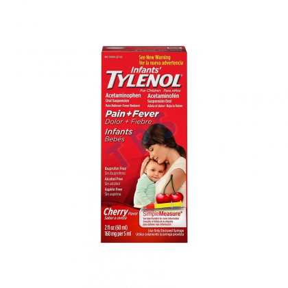 TYLENOL CHILD DROPS 2OZ