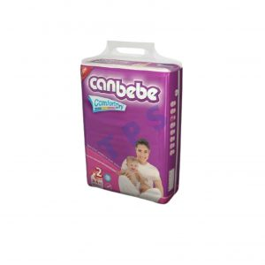 Canbebe Diaper Small 40Pcs