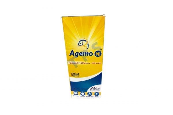 Agemo M Syrup