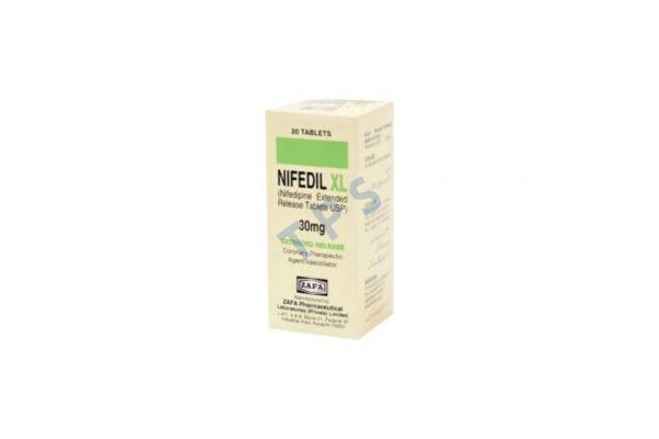 Nifedil Xl Tablet 30mg