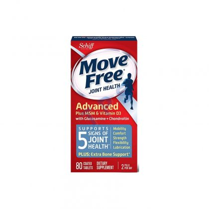 MOVE FREE 80 Coated Tablets GREY