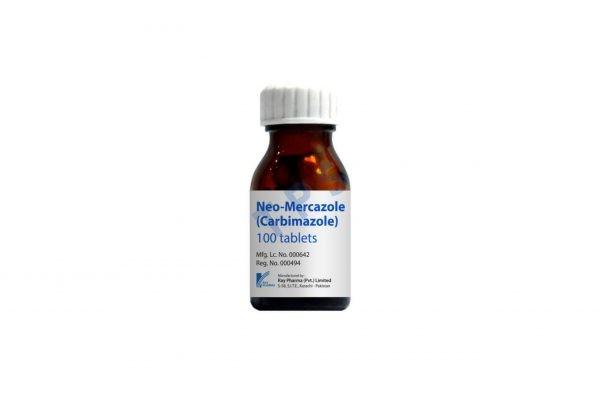 Neo-Mercazole Tablet