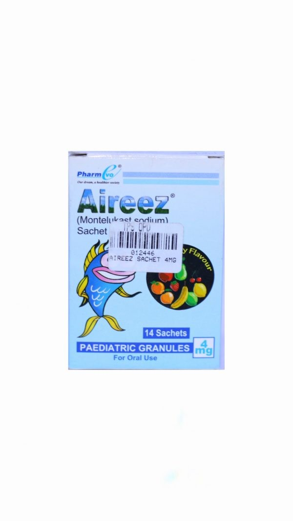 Aireez Powder 4mg Sachet