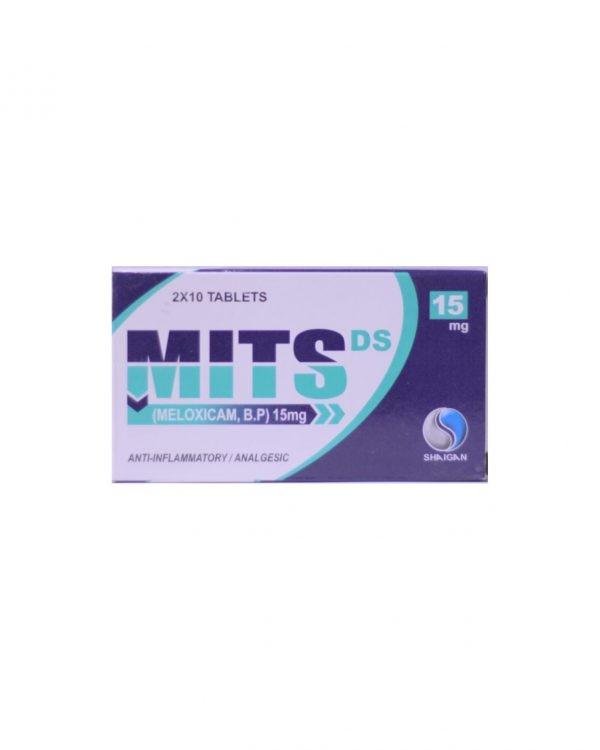 Mits Tablets 15mg