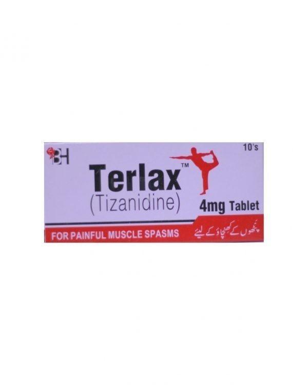 Terlax Tablets 4mg