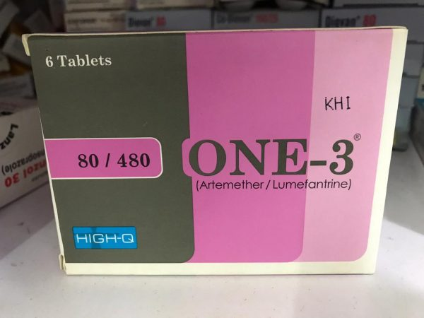 One-3 80/480 Tablet