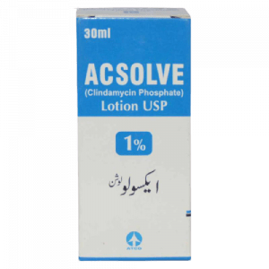 Acsolve Topical Lotion