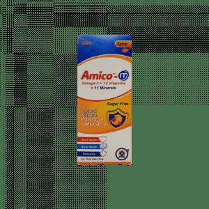 Amico-M 120ml Syrup