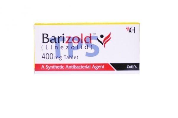 Barizold Tablets 400mg