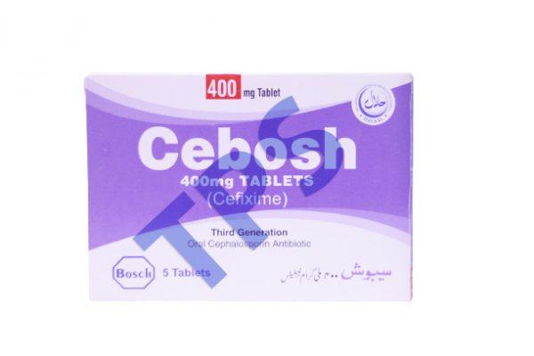 Cebosh Tablets 400mg