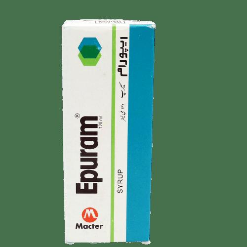 Epuram 120ml Syrup