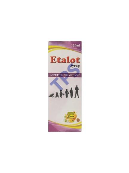 Etalot Syrup 120ml