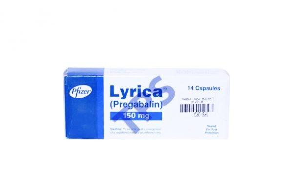 Lyrica Capsules 150mg