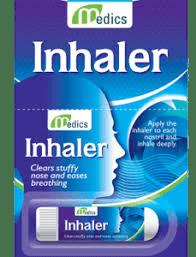 Medics 1G Inhaler