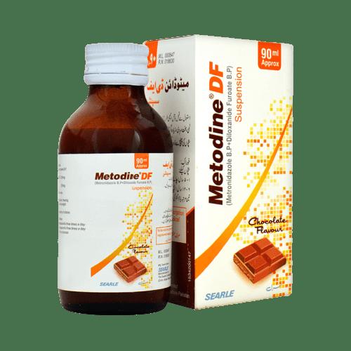 Metodine DF 90ml Suspension