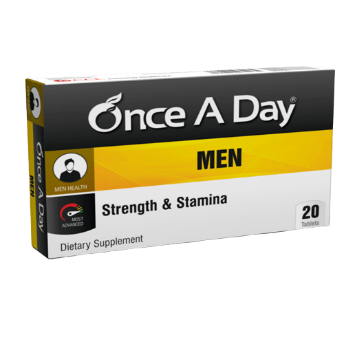 Once A Day Men Tablets