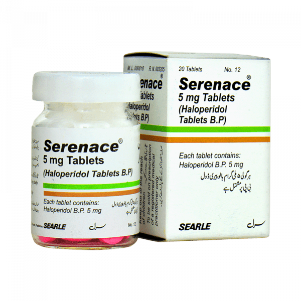 Serenace Tablets 5mg