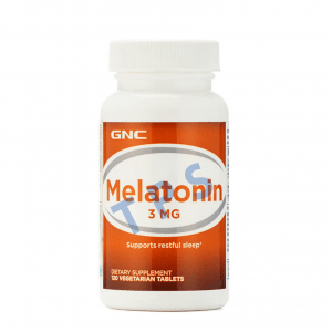 GNC Melatonin 3 mg