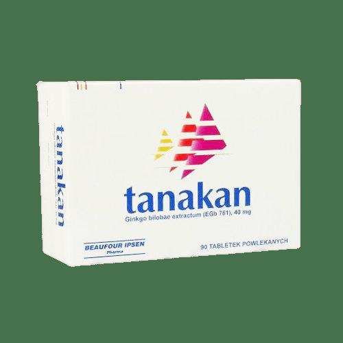 Tanakan Tablet