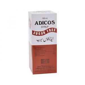 Adicos Syrup 120ml