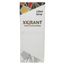 Xiqrant Syrup