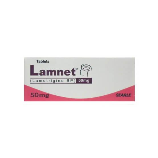 Lamnet Tablets 50mg