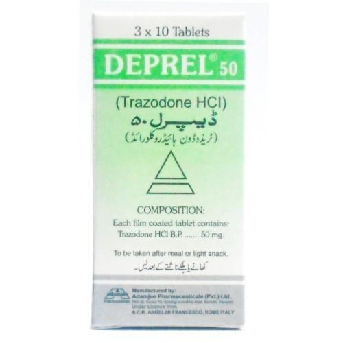 Deprel Tablets 50mg