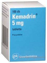 Kemadrin Tablet