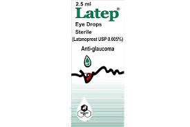 Latep Eye Drop