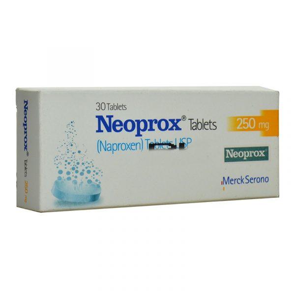 Neoprox Tablets 250mg