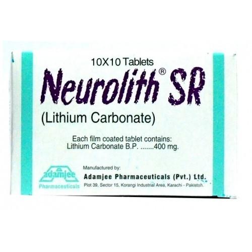 Neurolith Sr Tablets