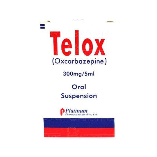 Telox Syrup 300mg/5ml 120ml