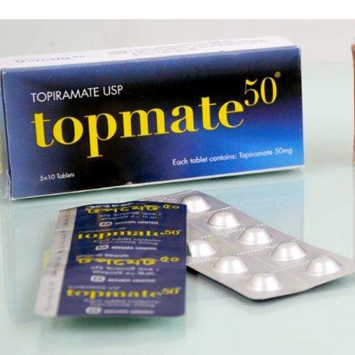 Topmate Tablets 50mg