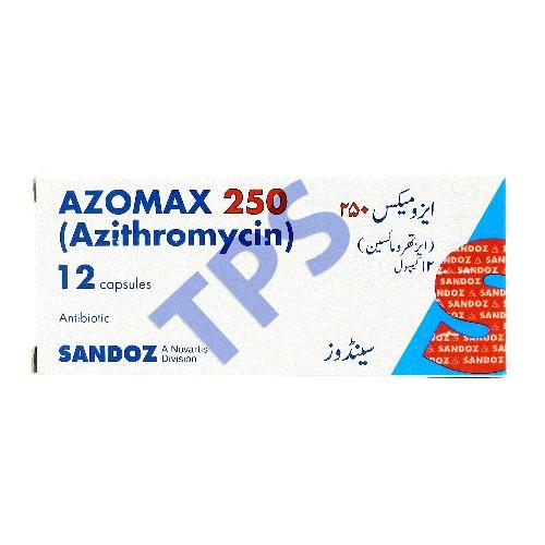 Azomax Capsule